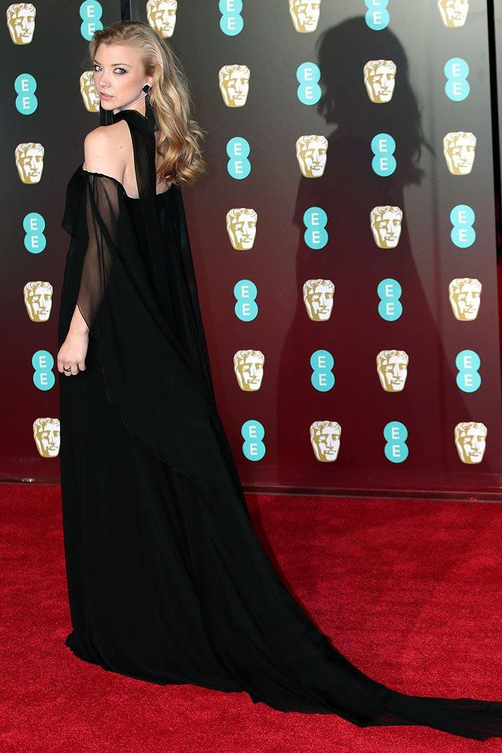 BAFTA 2018 Natalie Dormer