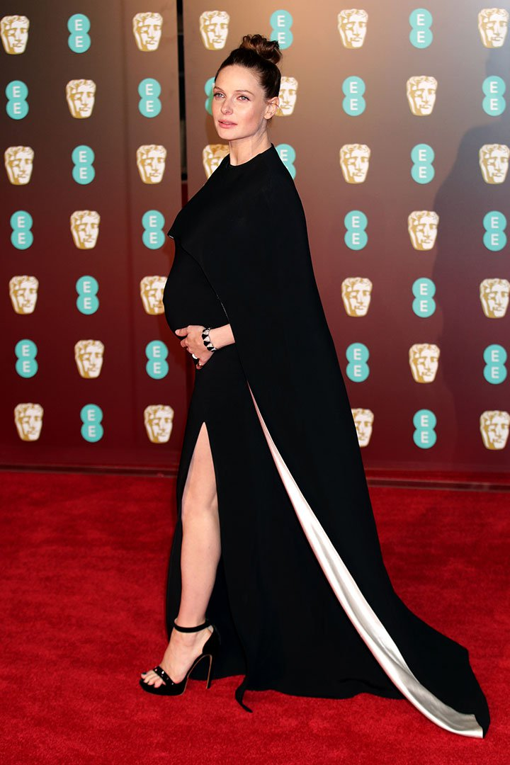 BAFTA 2018 Rebecca Ferguson
