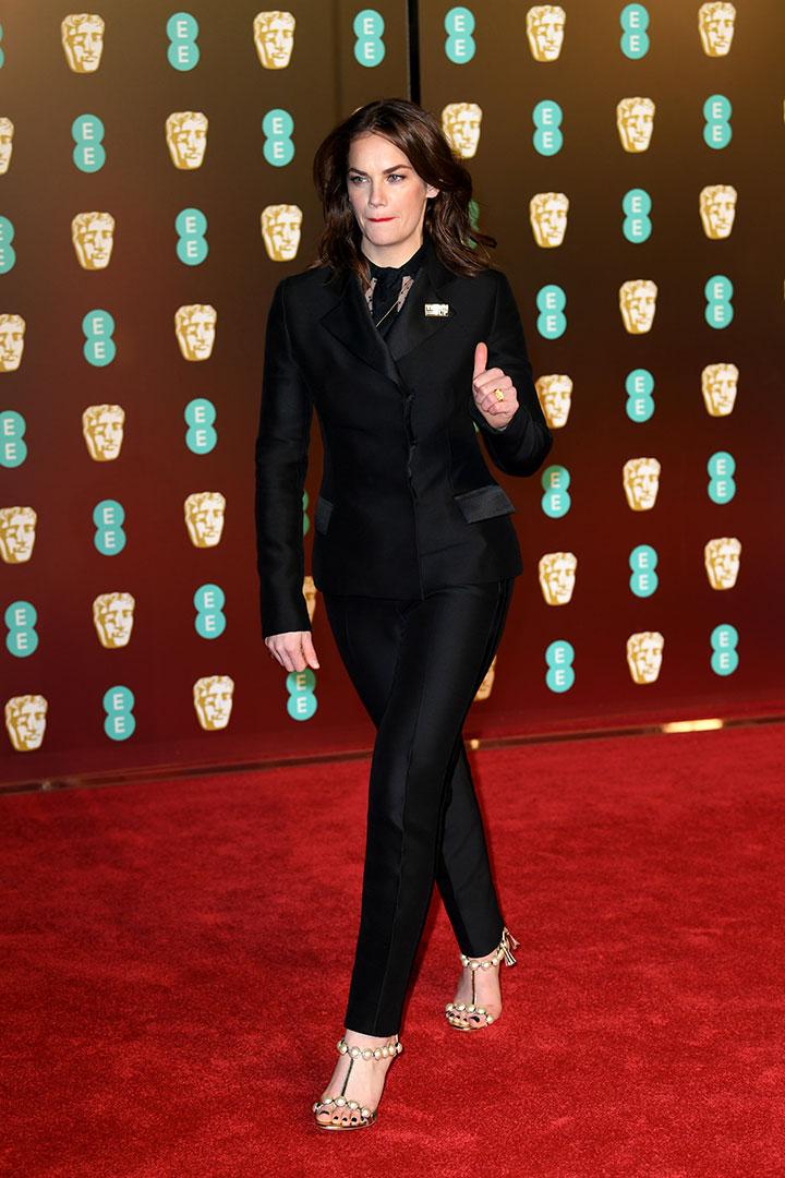BAFTA 2018 Ruth Wilson
