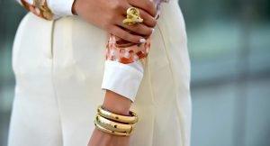 Joyas para bodas: invitada elegante