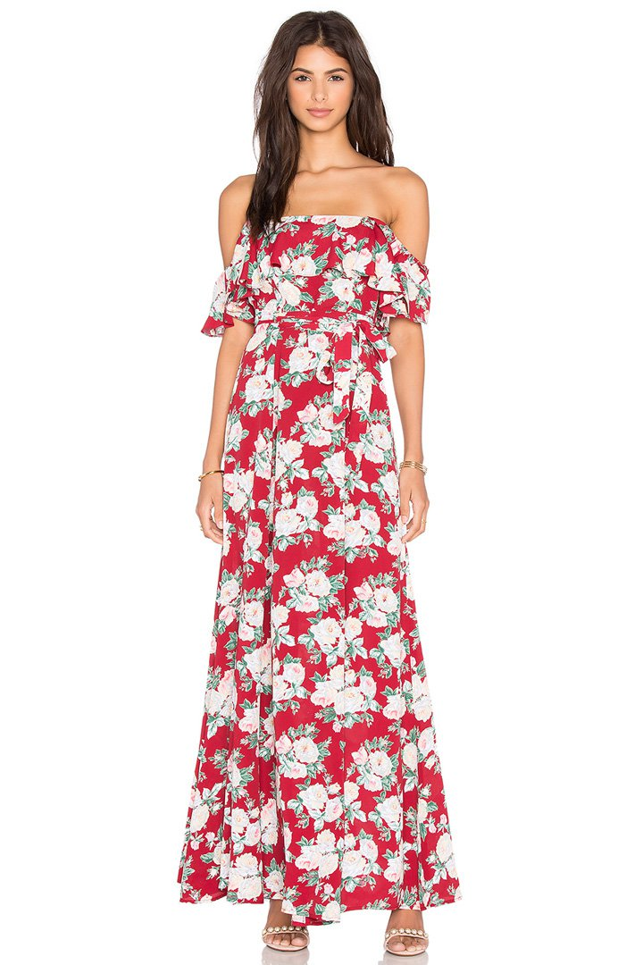 Vestidos de flores - StyleLovely