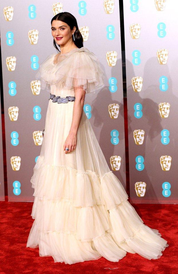 Rachel Weisz Premios BAFTA 2019