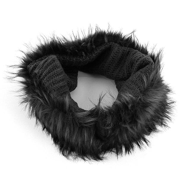 Regalos por menos de 22 €: Bufanda de pelo