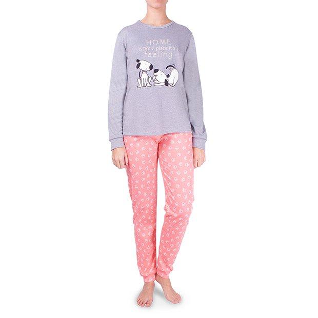 Regalos por menos de 22 €: Pijama con huellitas