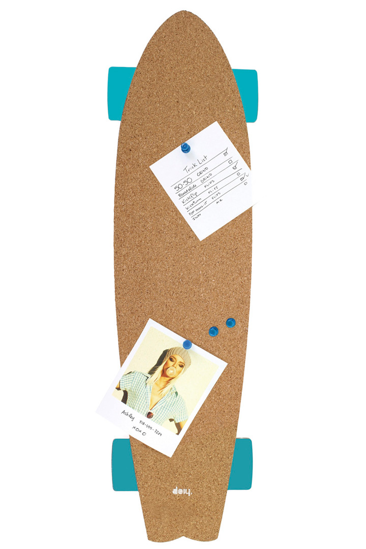 regalos amigo invisible corcho skate