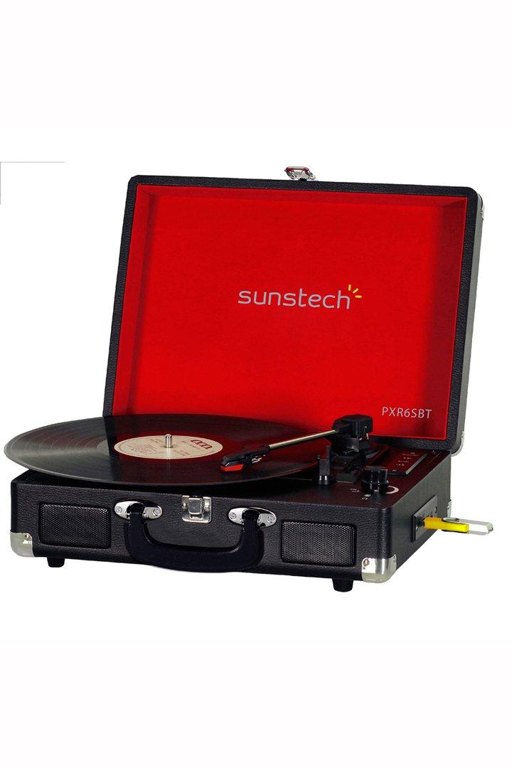 Regalos Tecnologicos Sunstech tocadiscos