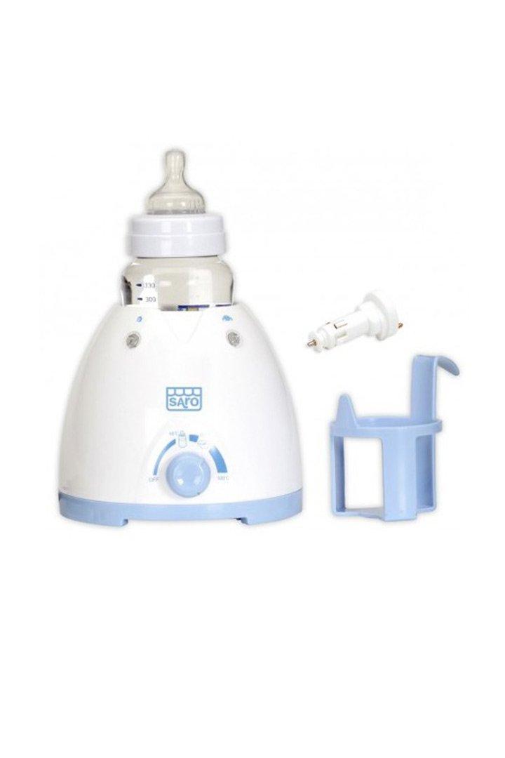 Calientabiberones para recién nacidos