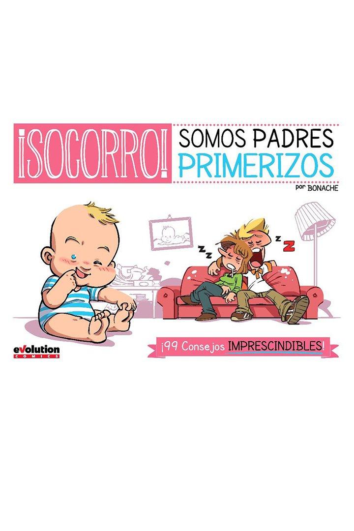 Libro para padres con bebés recién nacidos