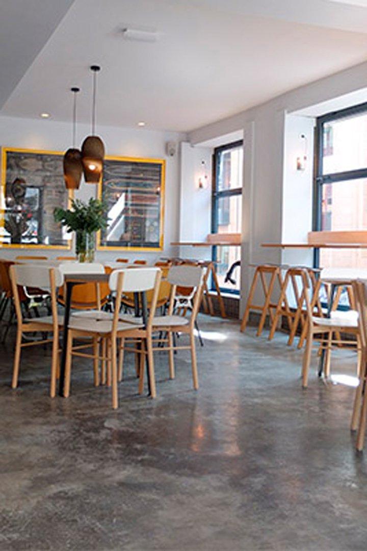 Restaurantes Brunch Federal Cafe