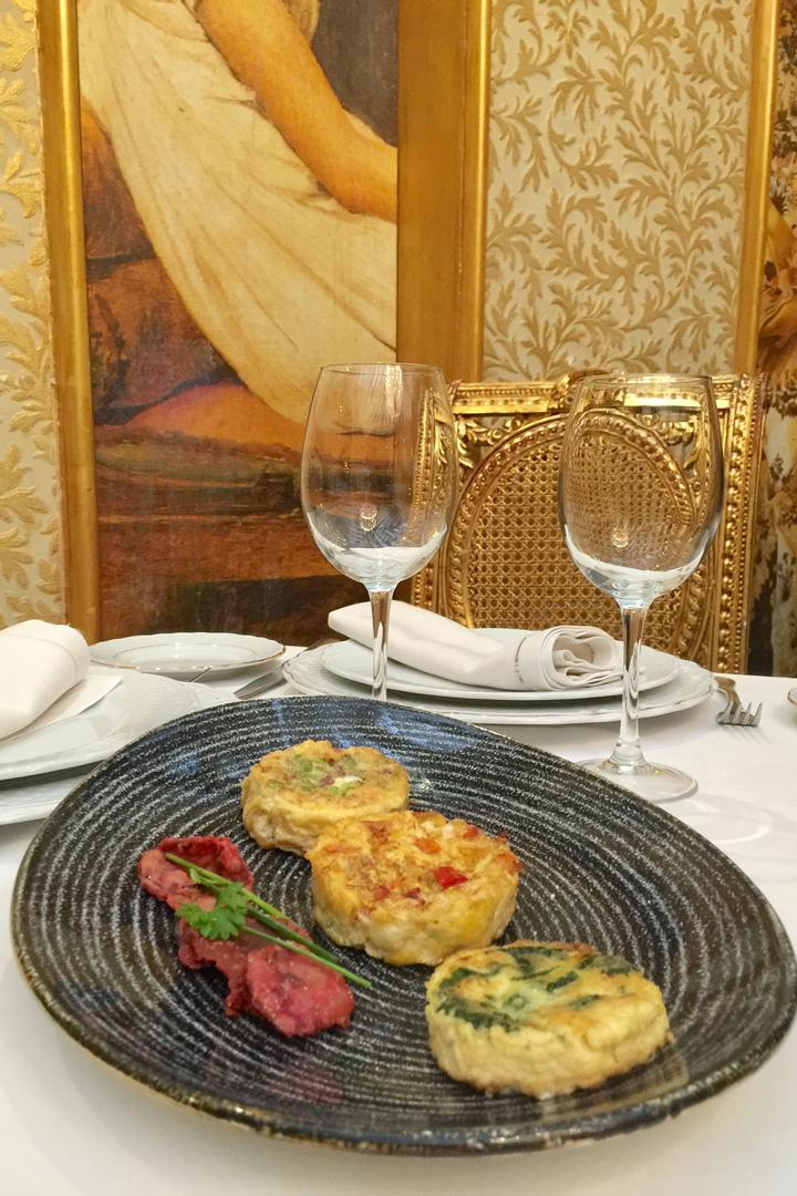 Restaurantes Brunch La Capilla de la Bolsa