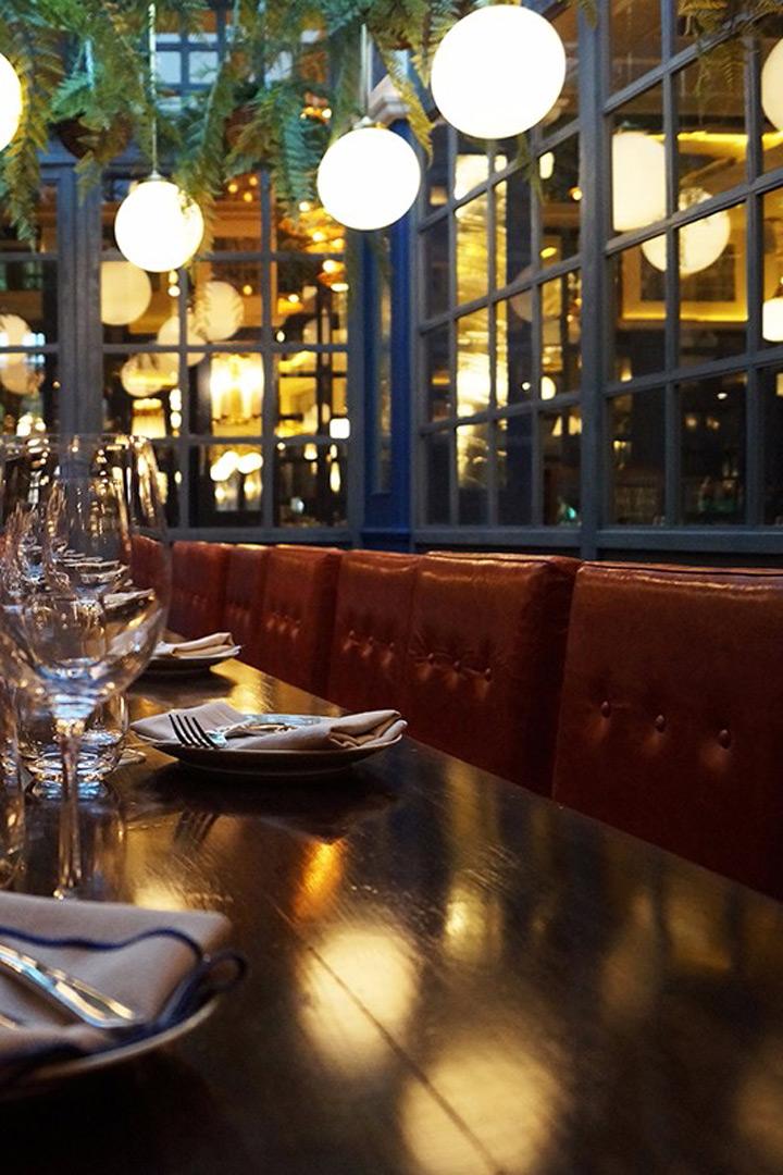 Restaurantes para cena de empresa Chin Chin Donosti
