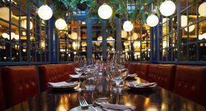Restaurantes en los que celebrar la cena de empresa