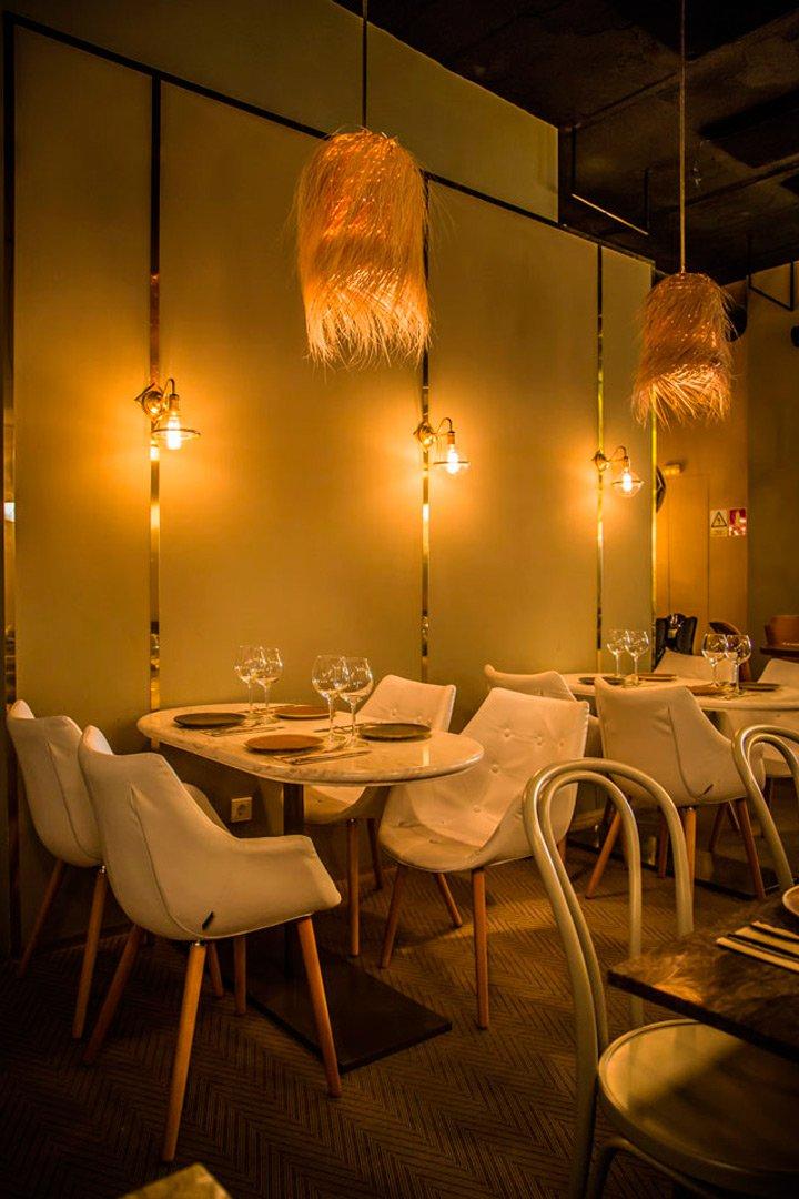 Restaurantes para cena de empresa