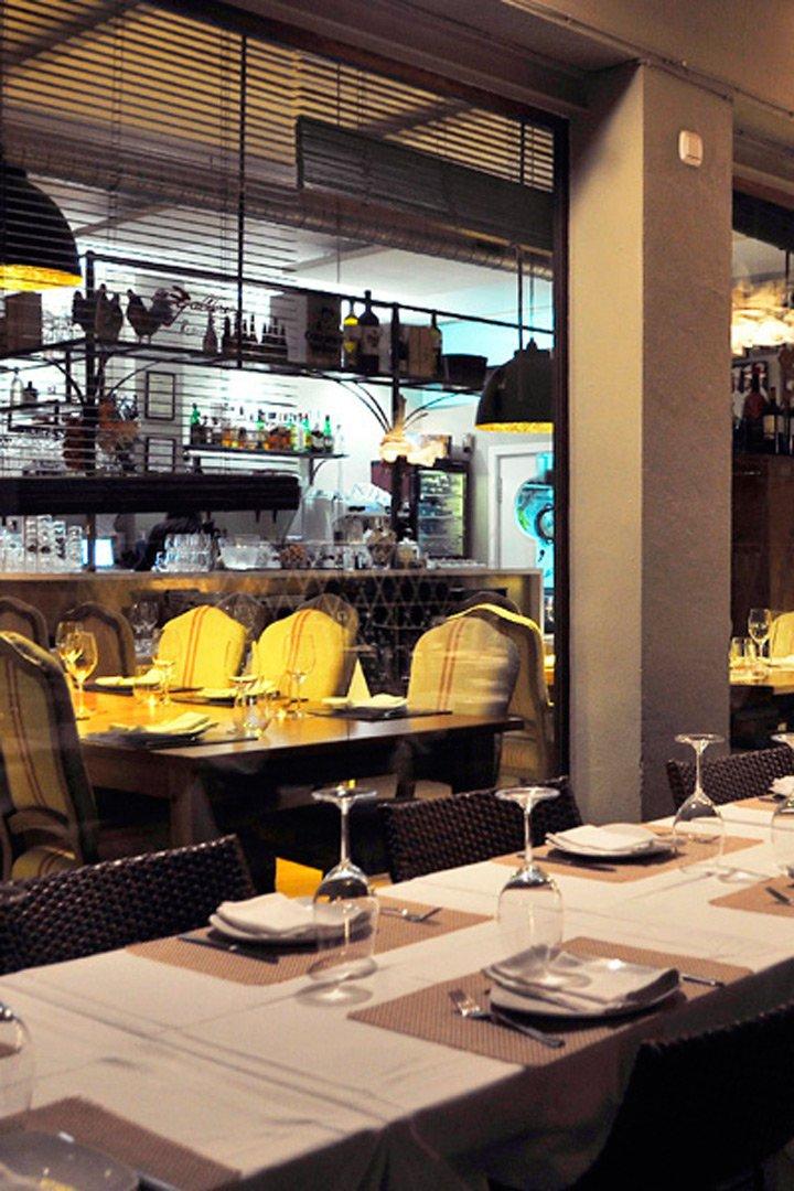 Restaurantes para cena de empresa El Gallinero de Sandra