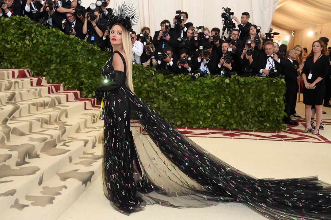 Rita Ora Looks Met Gala 2018