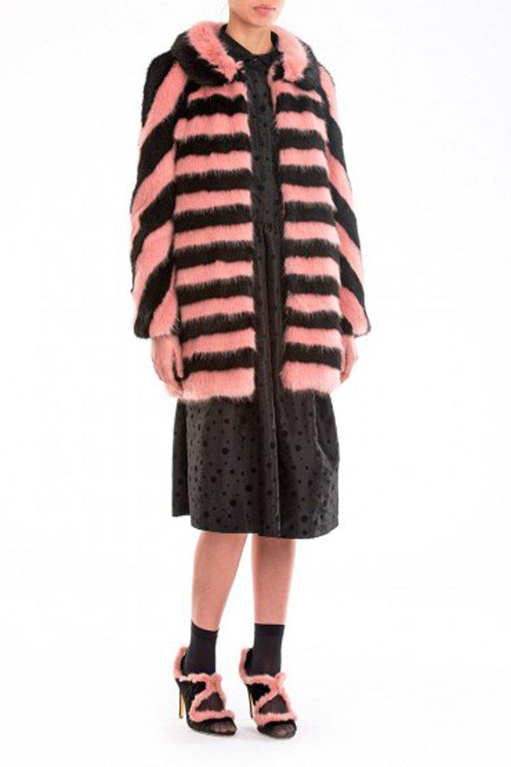 abrigos StyleLovely mejores de pelo Los sintético Ygbf76y