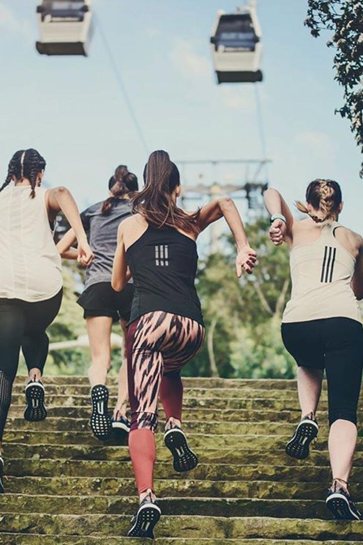 Las claves para convertirte en una fit girl stylelovely for Rutina fitness