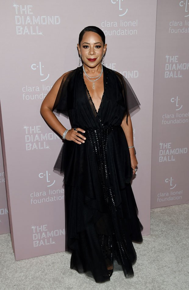 Selenis Leyva Diamond Ball 2018