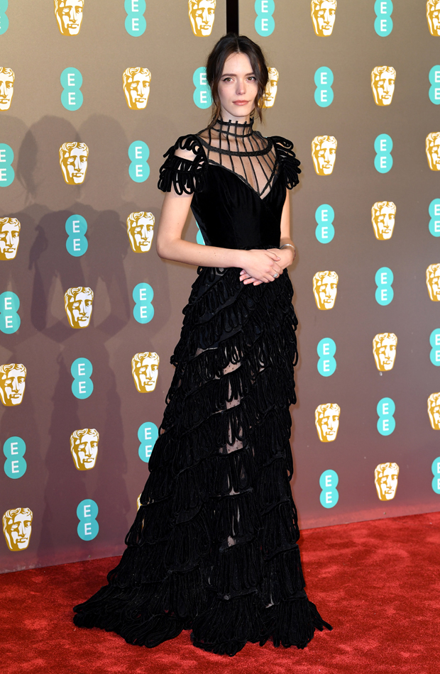 Stacy Martin Premios BAFTA 2019