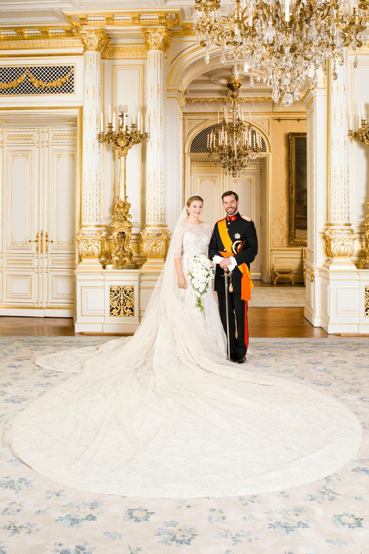 Elie Saab los vestidos de las princesas Stephanie Lannoy