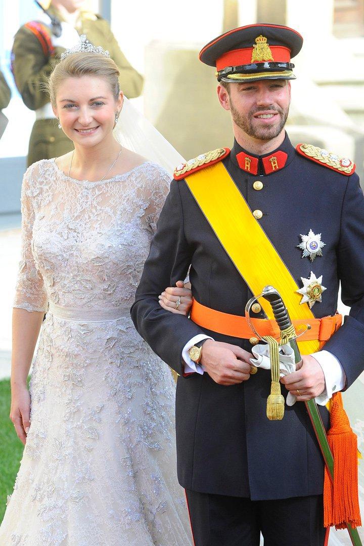 Los vestidos de las princesas, de elie saab stephanie lannoy