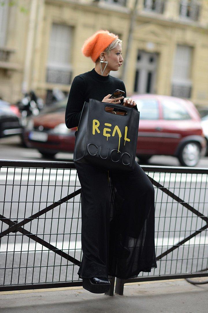 StreetStyle Chic Too Chic Paris