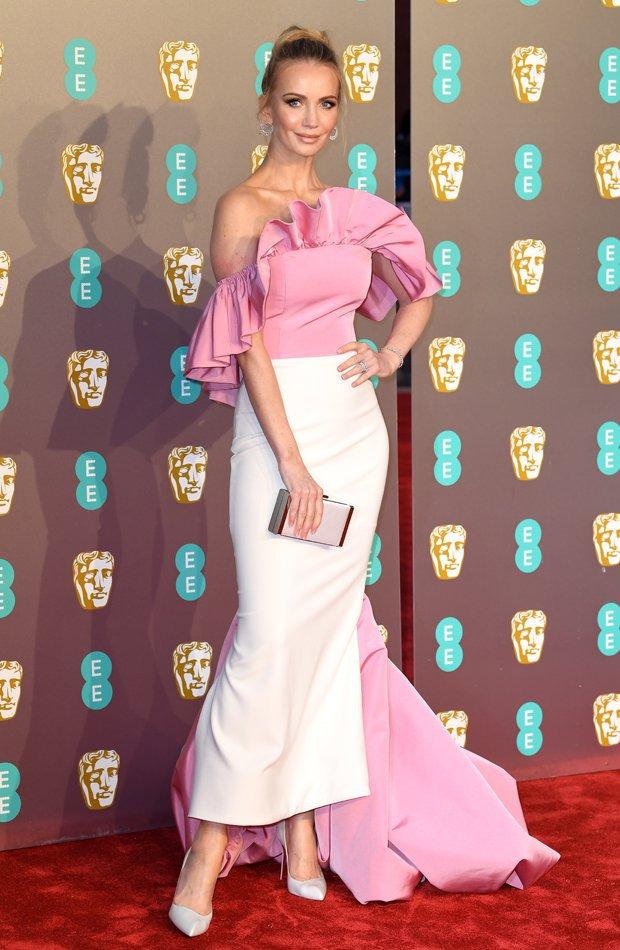 Tatiana Korsakova Premios BAFTA 2019