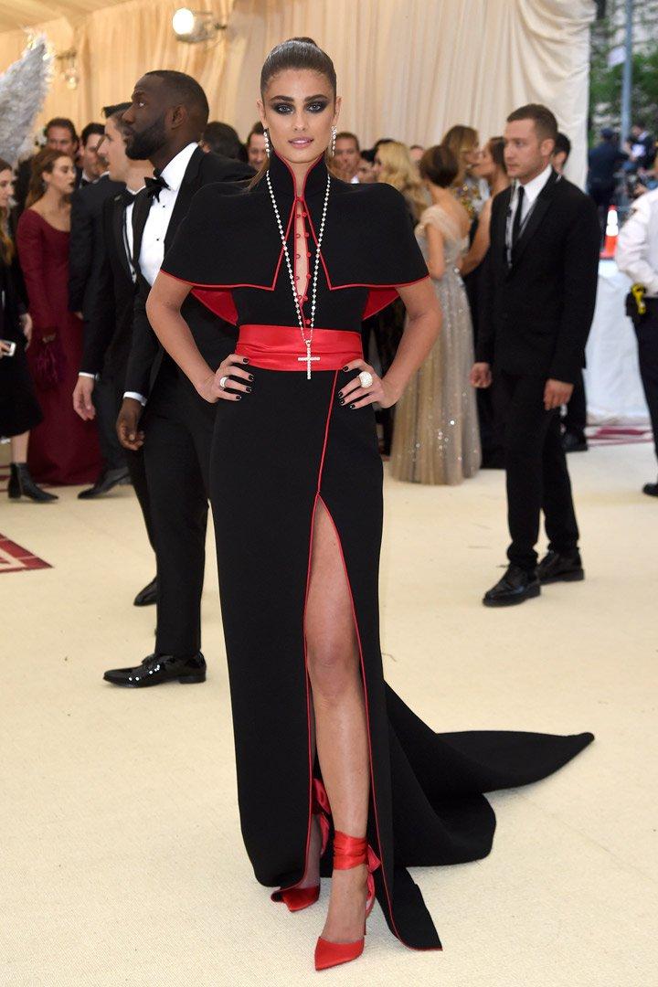 Taylor Hill Looks Met Gala 2018