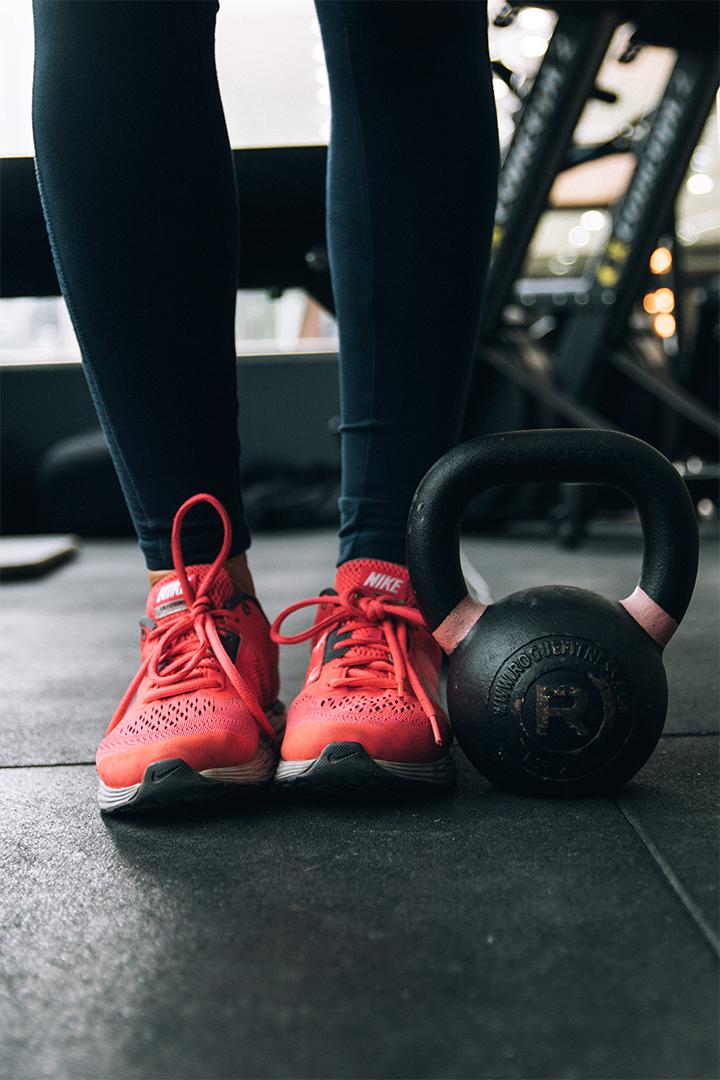 Tendencias fitness 2018: crossfit
