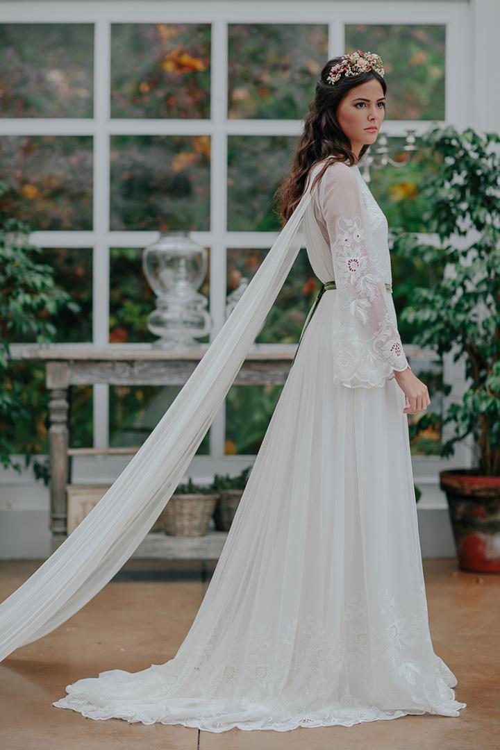 b5b4952c5f Tendencias novias 2018  así lucirás si te casas este año - Style lovely