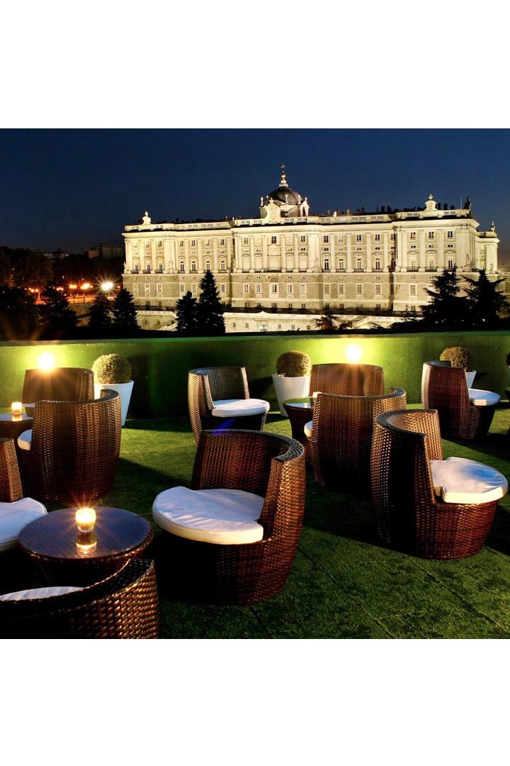 Las mejores terrazas de madrid stylelovely for Restaurante jardines de sabatini