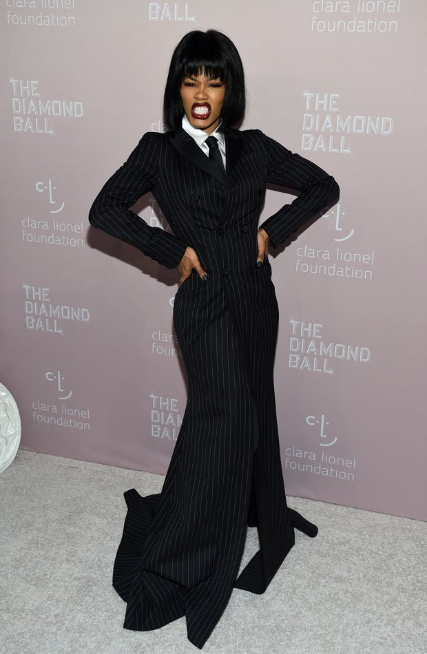Teyana Taylor Diamond Ball 2018