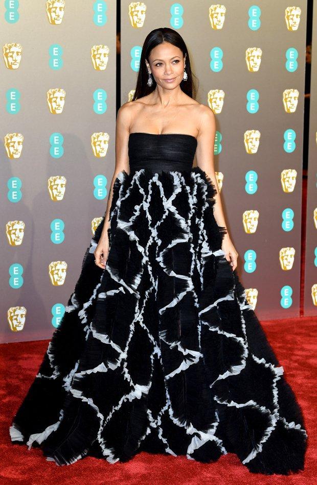 Thandie Newton Premios BAFTA 2019