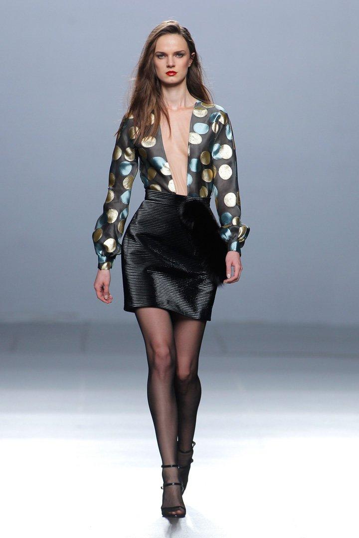 Camisa y falda The 2nd Skin Co. Otoño/Invierno 2016/2017
