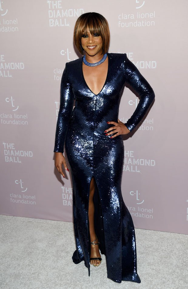 Tiffany Haddish Diamond Ball 2018
