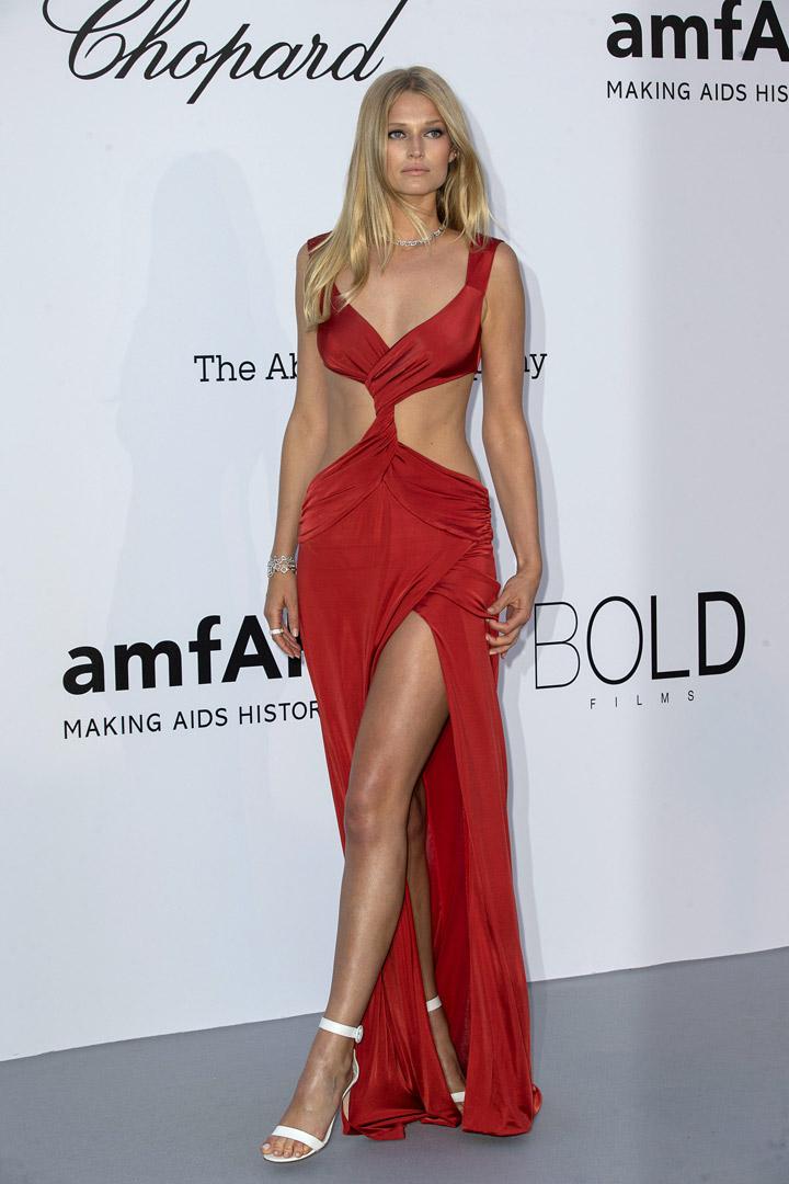 Toni Garrn Gala amfAR 2018 Cannes