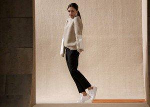 Victoria Beckham y Ralph Lauren en la NYFW