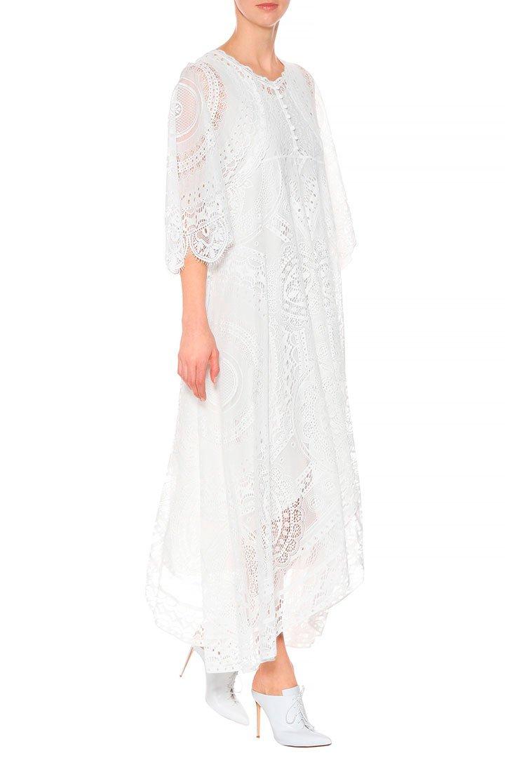 vestido novia civil chloe encaje