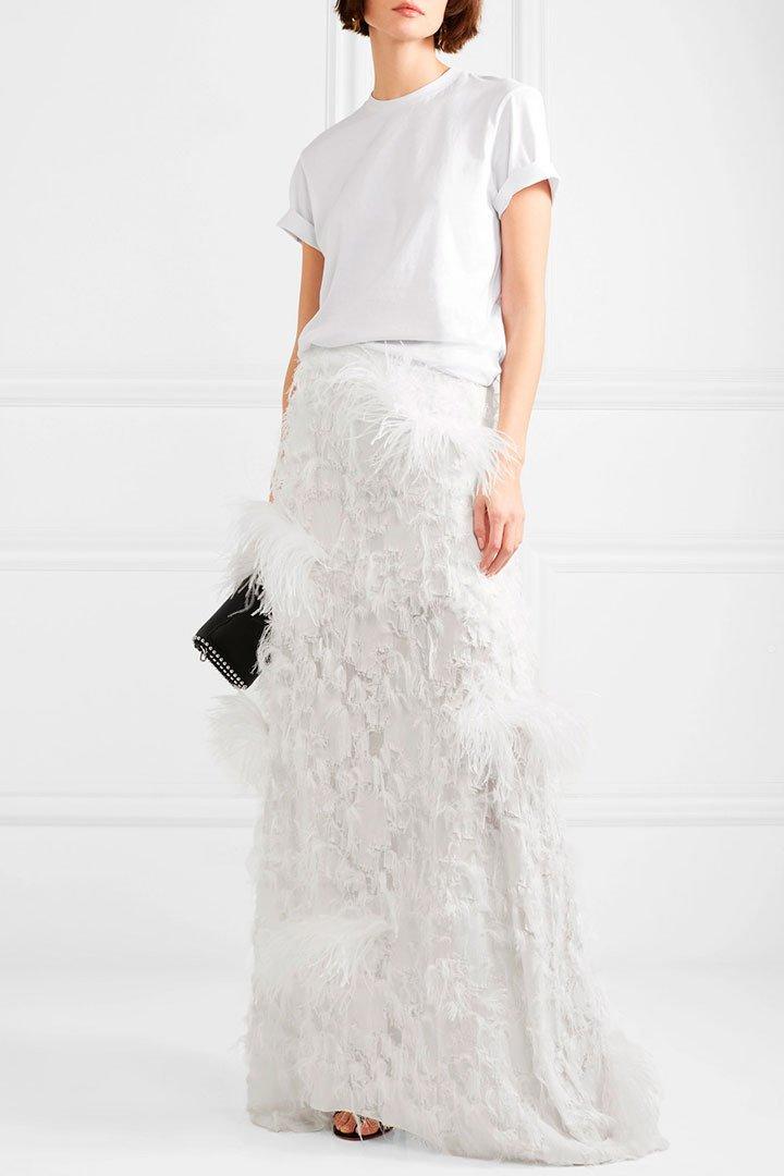 c4d4052b9 Vestidos de novia para boda civil - Moda - StyleLovely