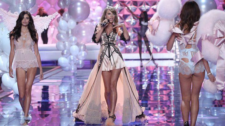 Victorias's Secret actuaciones musicales 2016