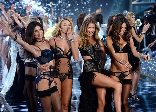Victoria' Secret ángeles