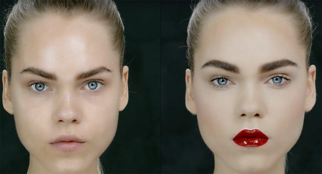 Maquillaje de noche en 5 pasos