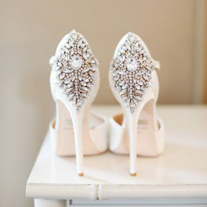 Zapatos de novia verano 2015