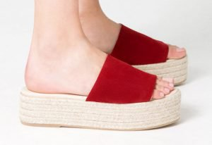 80 zapatos de verano