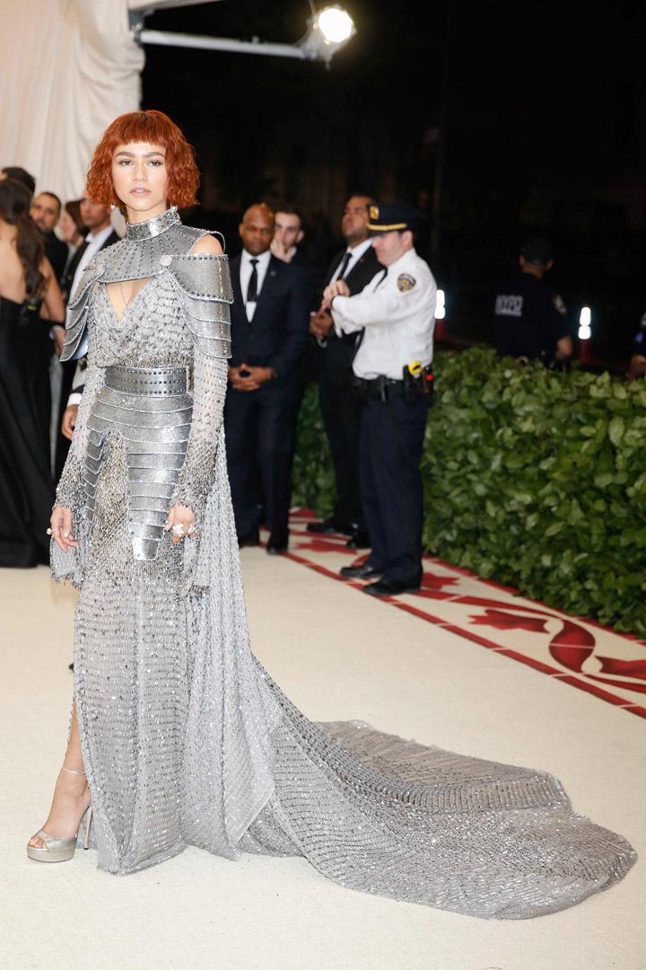 Zendaya Coleman Looks Met Gala 2018