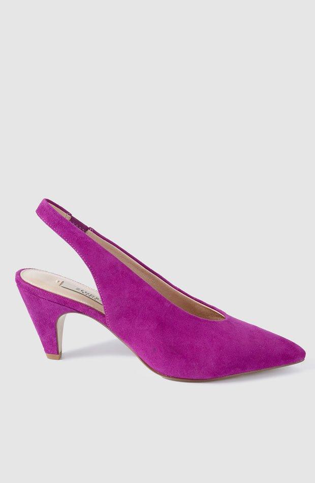 Zapatos de salón de Zendra Basic: prendas volver rutina