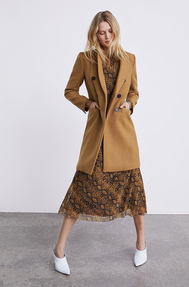 diseño de calidad f8a85 3cd47 10 abrigos camel con los que no necesitarás nada más ...
