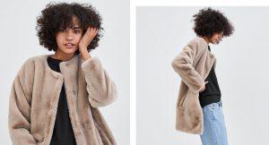 Los abrigos más guays del invierno están en Zara