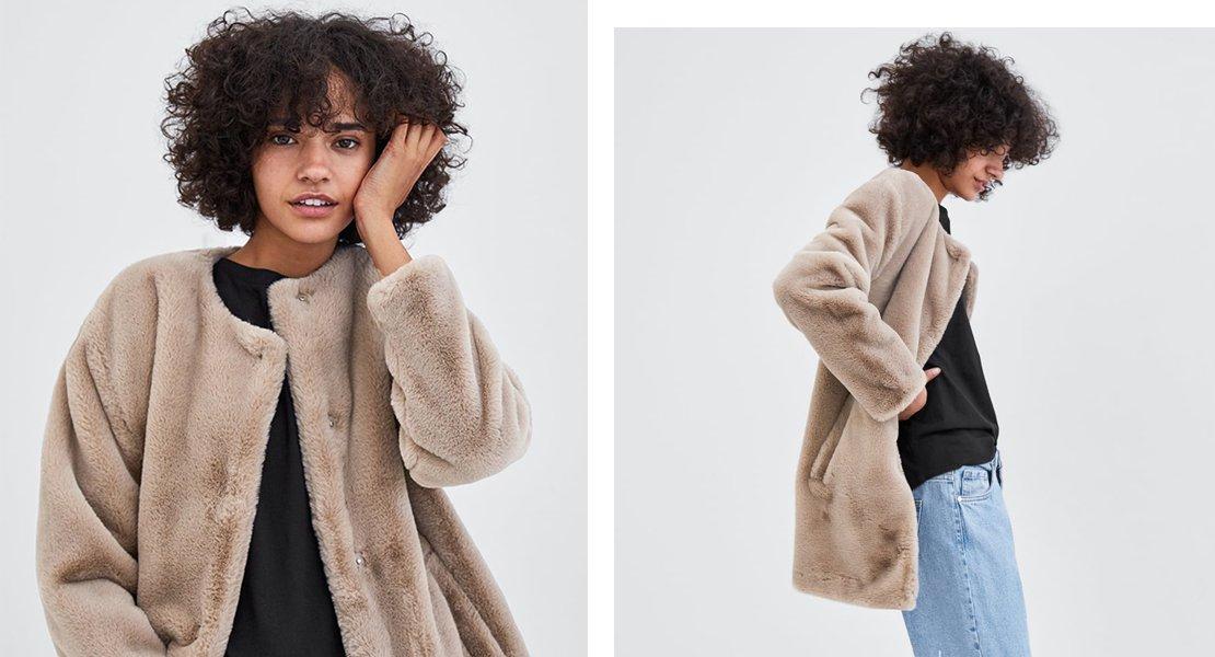 comprar popular 5bca5 3ab8d Los abrigos más guays del invierno están en Zara - StyleLovely