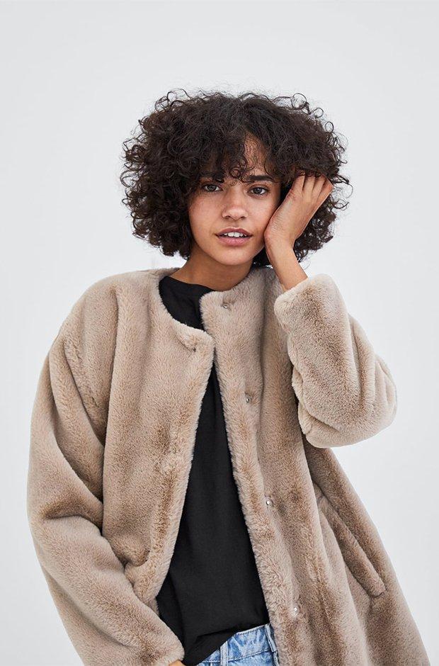 Los StyleLovely están invierno más del guays abrigos en Zara zrqvwpzBx